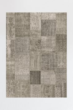Patchwork Taupe