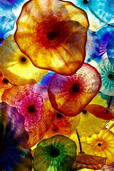 Chihuly Garden and Glass Museum - Seattle