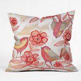 Found it at AllModern - Cori Dantini Sprinkling Sound Indoor / Outdoor Polyester Throw Pillow