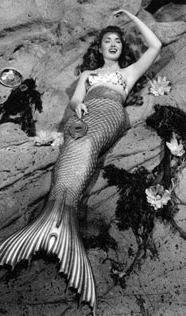 On set of Mr. Peabody and the Mermaid (1948)
