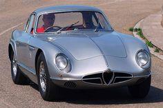 Alfa Romeo 2000 Sportiva 1954 Maintenance/restoration of old/vintage vehicles: the material for new cogs/casters/gears/pads could be cast polyamide which I (Cast polyamide) can produce. My contact: tatjana.alic@windowslive.com