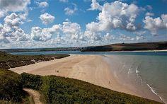 Rock beach, Cornwall