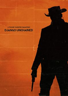 Django Unchained. Saw this today. Good movie!