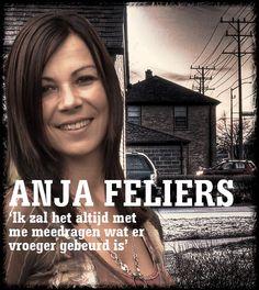 Anja Feliers: Vlaamse thriller schrijfster op weg naar boek tien - interview Crimezone.nl