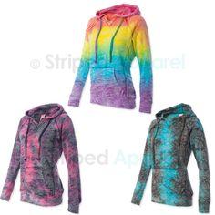 Weatherproof Ladies Courtney V-Notch Hooded Sweatshirt Womens Hoodie S-2XL W1162