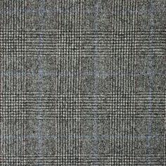 Fox Flannel grey blue pow check flannel