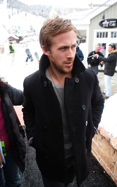 Ryan Gosling, my future husband.