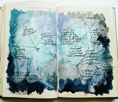 @stitchandletter | Instagram | Season of Introspection | Get Messy Art Journal