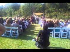 Stacey & Ben's Ceremony - Mazel tov!