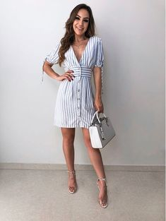 Cute Dresses For After Prom Casual Summer Dresses, Dresses For Teens, Simple Dresses, Cute Dresses, Short Dresses, Summer Outfits, Dresses Dresses, December Outfits, Kohls Dresses
