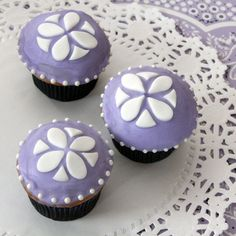 Sofia the First Cupcakes | Spoonful