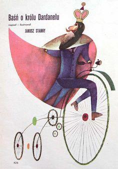 Janusz Stanny, Master od the illustration!