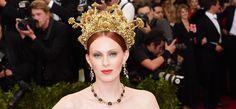 Accessori capelli: trionfo d'oro per la corona di Karen Elson - Hairadvisor