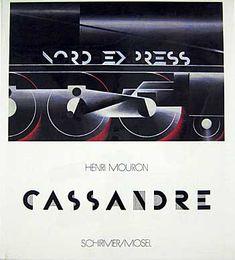 AMCassandre Adolphe Mouron Cassandre カッサンドル