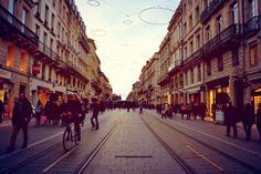 Bordeaux - Cours de l'intendance jesusisonthebeach.tumblr.com