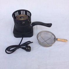 Elektrische kookplaat kookplaat 220 V 600 W houtskool waterpijp shisha accessoires lichter efficiënte handig Brandende houtskool Kom EU Plug
