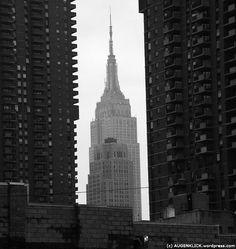 New York Empire State Building di Jürgen Kroder