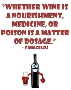 #Wine is a nourishment