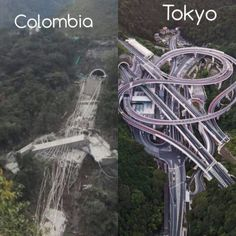 Engineering in my shithole country - Daily LOL Pics Amazing Buildings, Amazing Architecture, Scary Places, Places To See, Crazy Houses, Bridge Design, Nature View, Weird World, Civil Engineering