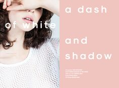 Characters & Personalities - A dash of white and shadow - 1