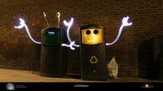 Light Painting - Untitled - 26/07/2007- Canon EOS 30D - Lichtfaktor