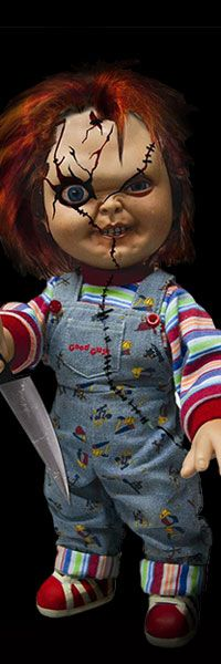 Chucky 15-inch Figure (Mezco) $89.99 ***clickon on picture link to see more details and to pre-order today!***