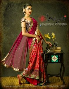 Exclusive range of clothing collections from Bhargavi Kunam ~ My Creative Life