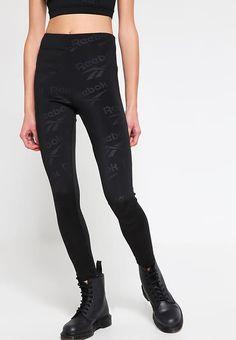 Reebok Classic FITNESS - Leggings - Hosen - black für 34,95 € (31.01.17) versandkostenfrei bei Zalando bestellen.