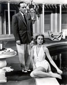 Grace Kelly plays heiress Tracy Lord in the 1950's effervescent musical High Society