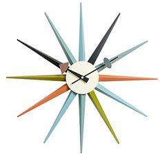 MLF Sunburst Clock in Multicolor, George Nelson Designed ... https://www.amazon.com/dp/B019YV7VUC/ref=cm_sw_r_pi_dp_x_6rVtyb9MGB3Z7