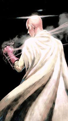 one punch man, saitama, and anime imageの画像 Anime Boys, Manga Anime, Overwatch, One Punch Man Memes, One Punch Man Wallpapers, Page One, Saitama Sensei, Caped Baldy, Saitama One Punch Man