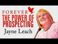 In this session Jayne has explained The Power of Prospecting. Watch this video to learn how to recruit more number of distributors with various ways of prosp...