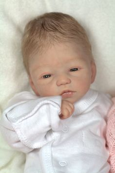 Reborn Baby 27 Week Preemie From Seraphina by Akie Yamada