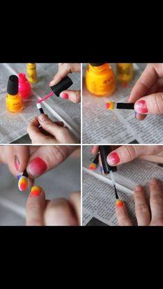DIY nail idea