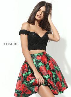 Sherri Hill 50774