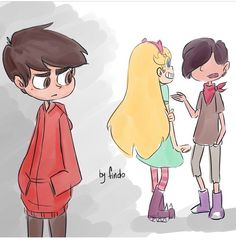 Awe poor Marco ~Star vs the forces of evil