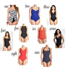 386e7beffa There is a swim suit out there for you! View our choices for women and see  if any of them become your favorite!