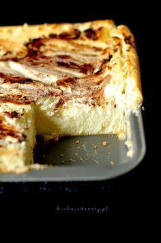 Baklava Cheesecake, Lemon Cheesecake Recipes, Chocolate Cheesecake Recipes, Polish Desserts, Baking Basics, Sweets Cake, How Sweet Eats, Homemade Cakes, No Bake Cake