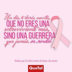 Todo el mes de octubre nos unimos en la lucha contra el cancer de mama