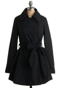 Winter Edition - Black coat