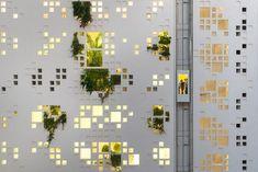 Công trình theo xu hướng kiến trúc xanh