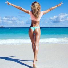 第一次在海邊健身時,你應該要知道的事