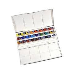Winsor & Newton Whole Pan Cotman Watercolor Studio Set