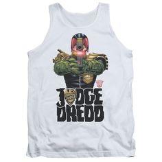 Judge Dredd: In My Sights Tank Top