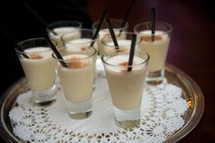 ann whittington events elegant rehearsal dinner southern style country club frozen coffee drink with cinnamon