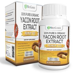 Need Some Help Loosing Weight? Check Out Yacon Root Extract