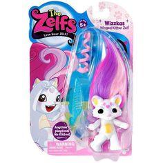 New The Zelfs Zebbie Zebra Zelf Medium Figure Series 5 Zelf