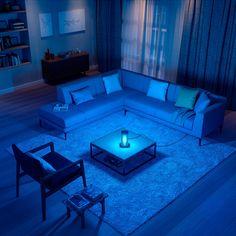 Bacteria Types, Luz Uv, Exposure Time, Desk Lamp, Couch, Design, Furniture, Home Decor, Environment