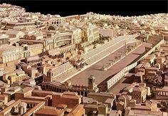 Model of Circus Maximus 2nd-c..