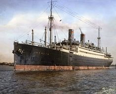 SS Admiral Nakhimov (Russian: Адмирал Нахимов), launched in March 1925 and originally named SS Berlin III, was a passenger liner of the German Weimar Republic later converted to a hospital ship, then a Soviet passenger ship. On 31 August 1986, Admiral Nakhimov collided with the large bulk carrier Pyotr Vasev in the Tsemes Bay, near the port of Novorossiysk, Russian SFSR, and quickly sank. In total, 423 of the 1,234 people on board died.